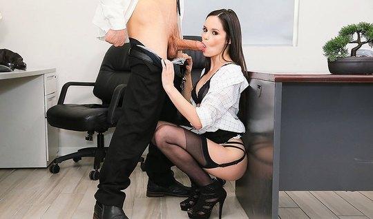 Порно онлайн секретаршы
